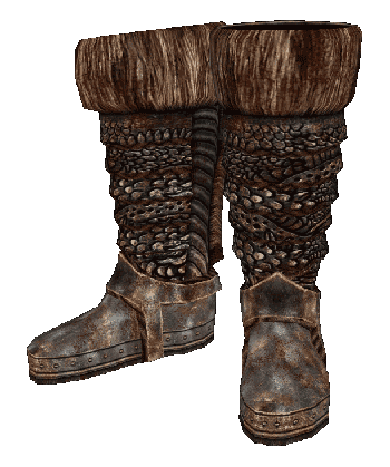 Orcish Boots (Morrowind)