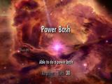 Power Bash (Skyrim)