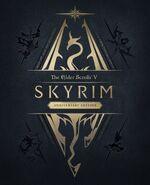 Skyrim 10th Anniversary Edition Box Art
