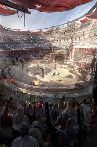 Arena gladiatorów