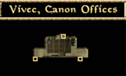 Canon Offices Interior Map - Morrowind