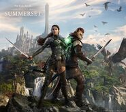 ESO Summerset Wallpaper Square