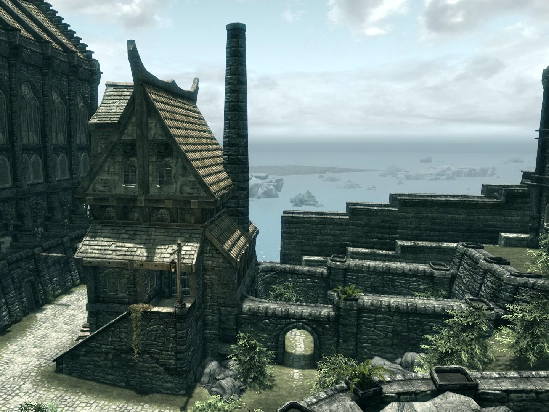 Дом Брюлин