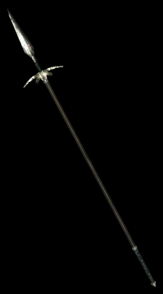 Adamantium Spear