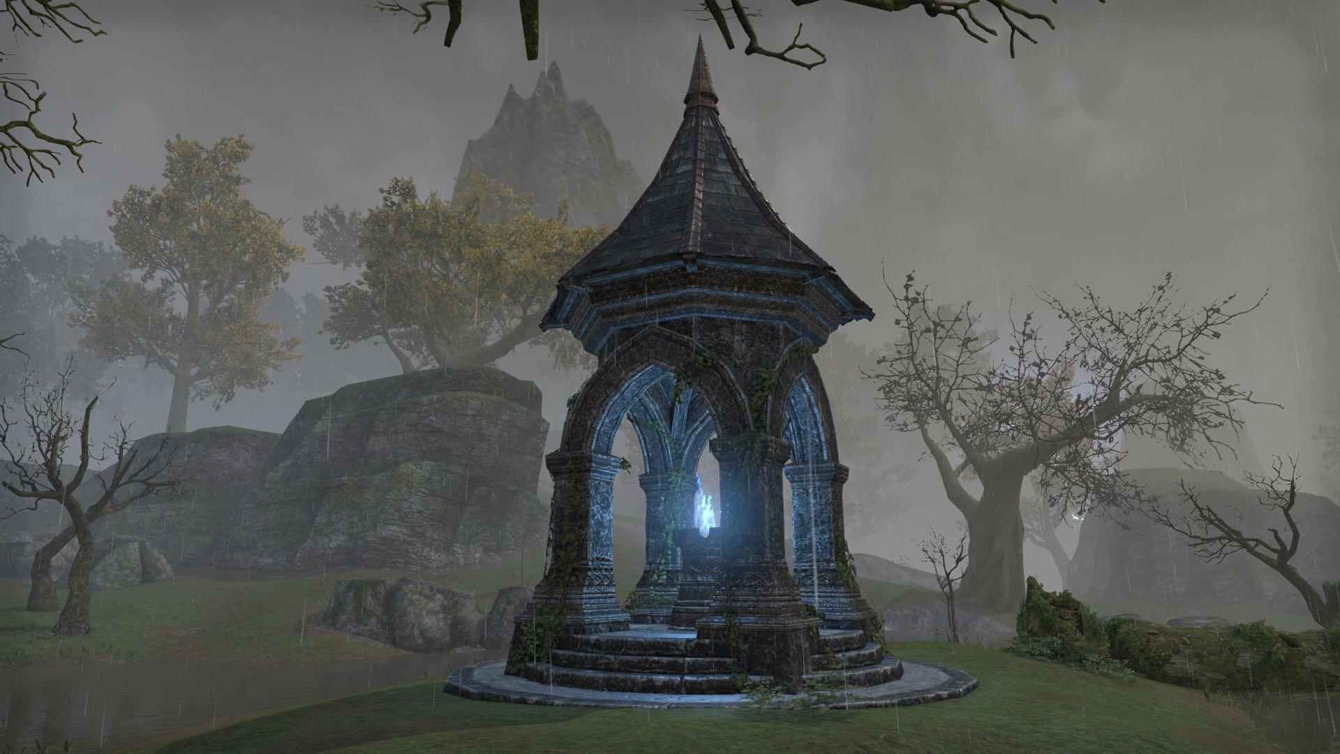 Burial Tombs Wayshrine