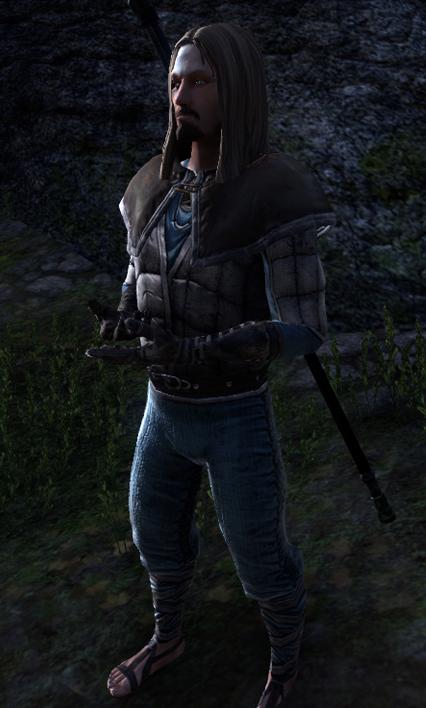 Chercheur de la guilde des mages