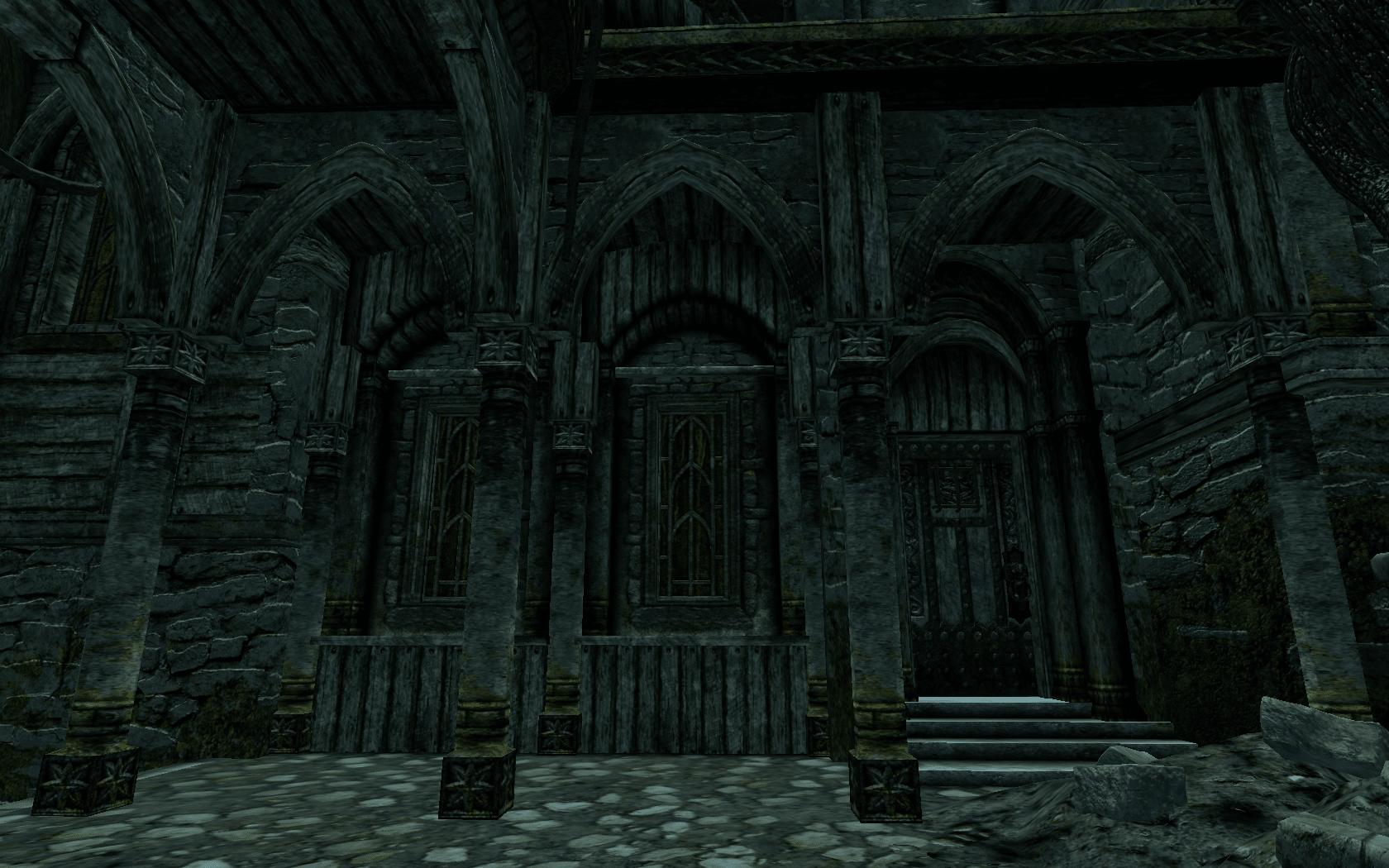 Hirrus Clutumnus' House