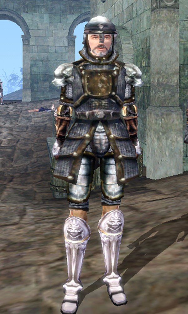 Imperial Chain Armor