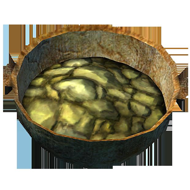 Миска мамонтового сыра