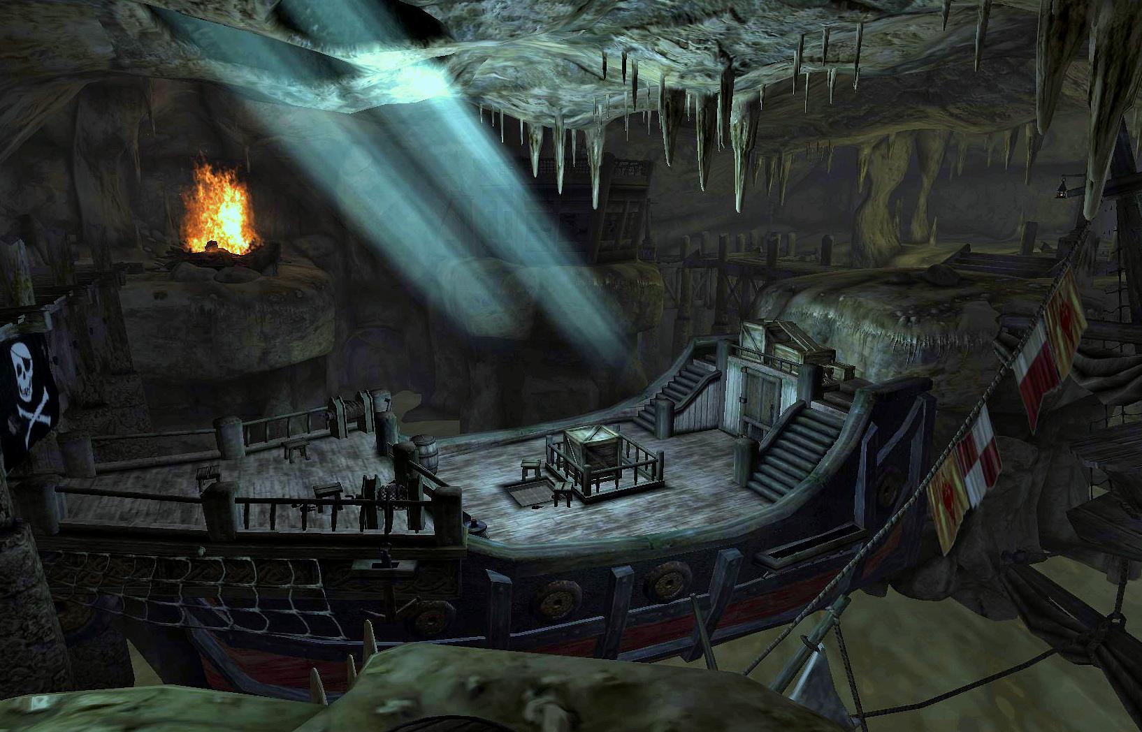 The Elder Scrolls IV: Thieves Den