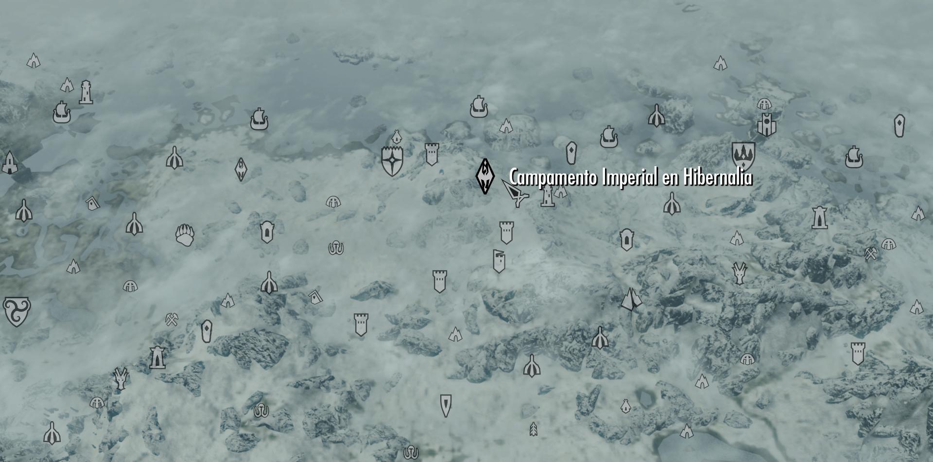 Campamento Imperial en Hibernalia