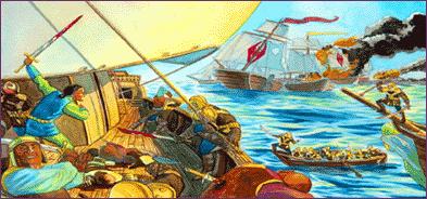 Battle of Hunding Bay