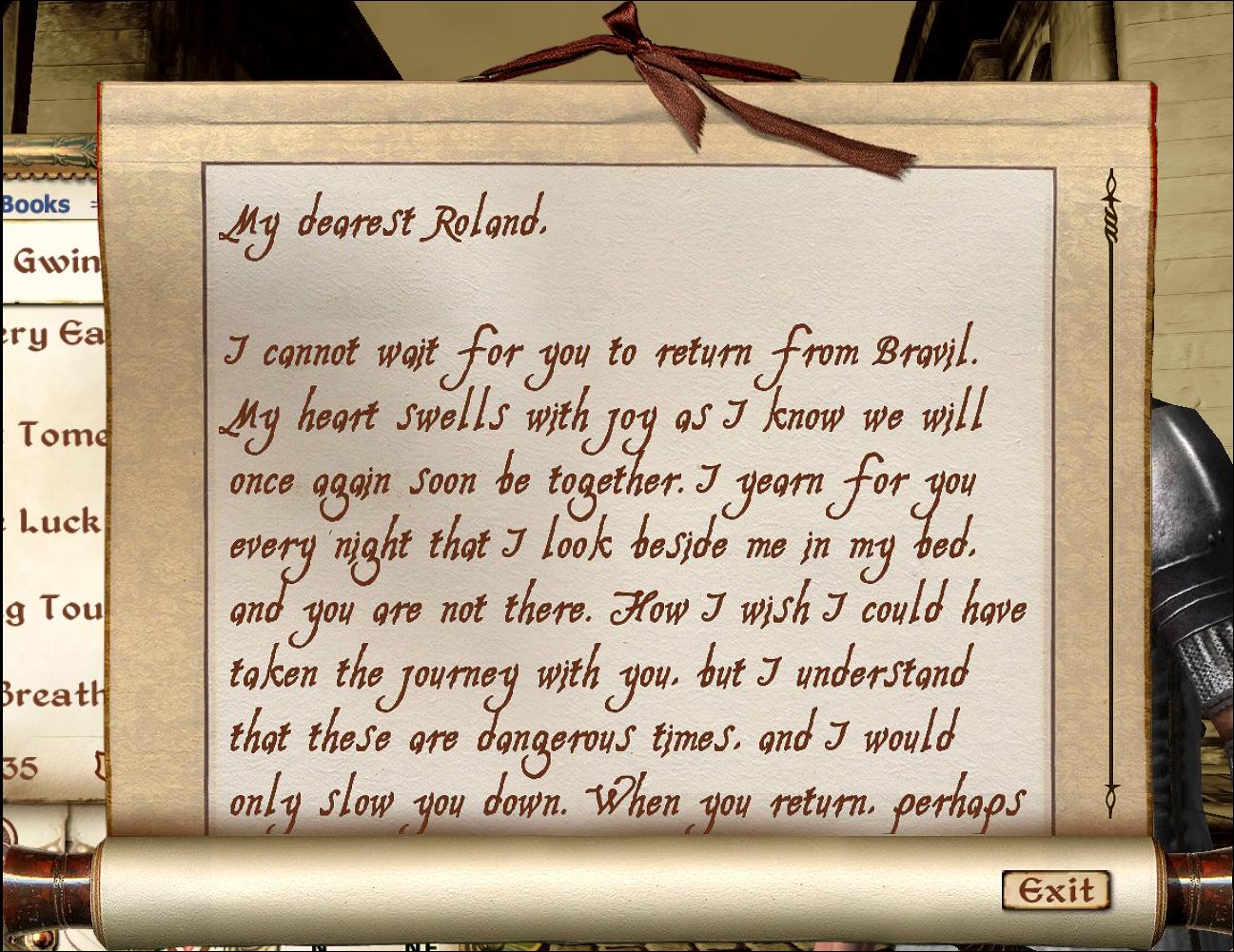 Love Letter from Relfina