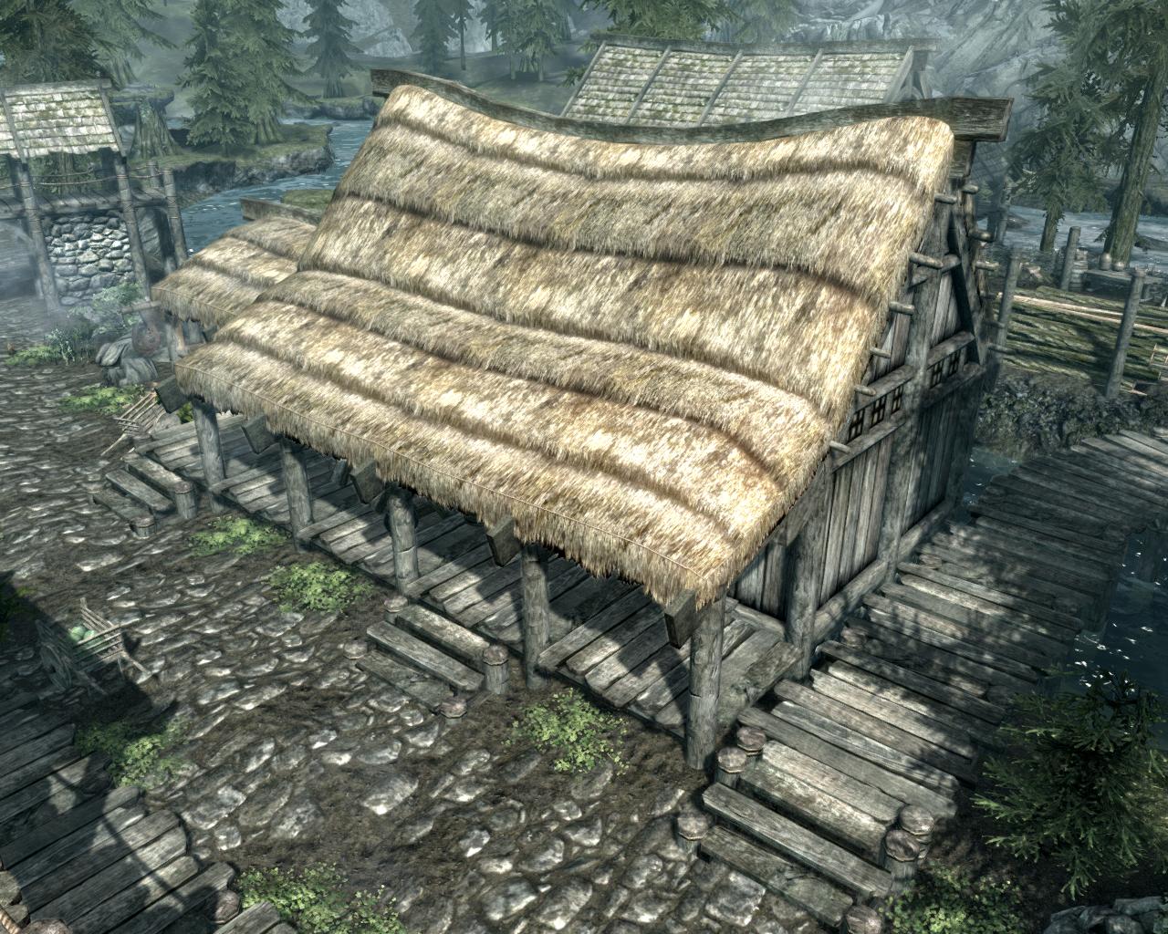 Дом Алвора и Сигрид