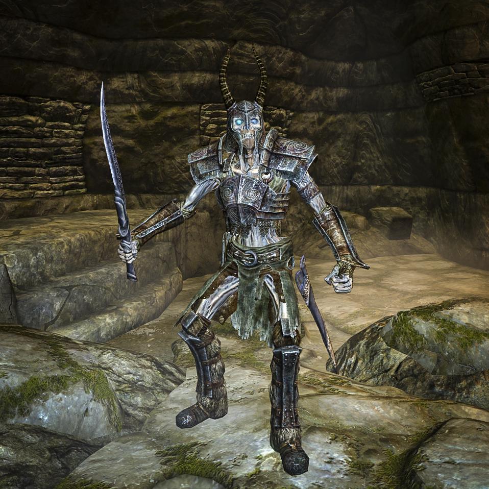 Драугр-главный военачальник