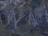 Просека в горах Джерол