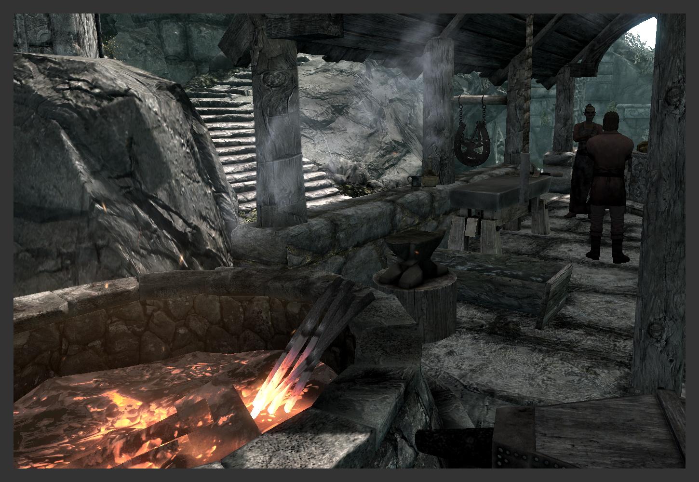 Кузнечное дело (Skyrim)