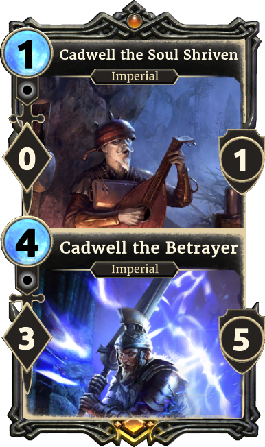 Cadwell the Soul Shriven – Cadwell the Betrayer
