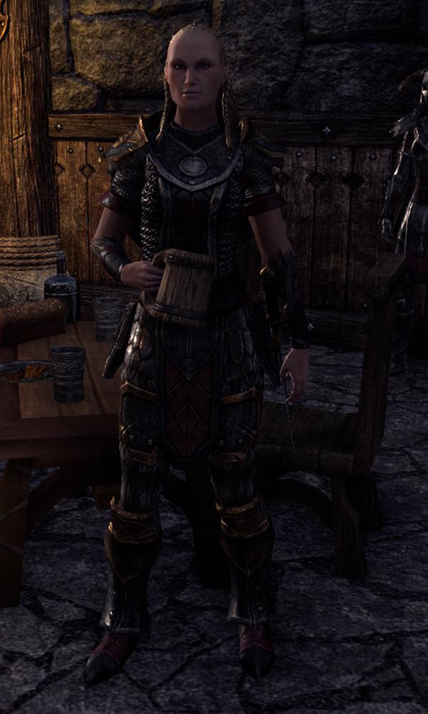 Captain Vari Warhammer