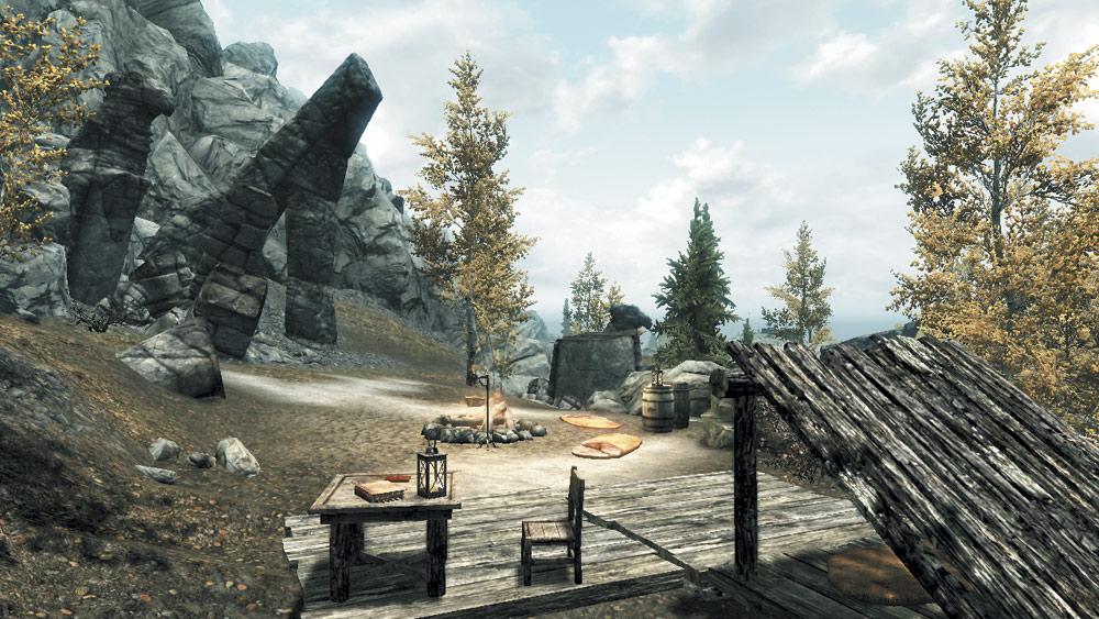 Medresi's Camp: Angarvunde