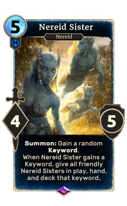 Nereid Sister