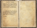 Vareldur's Journal