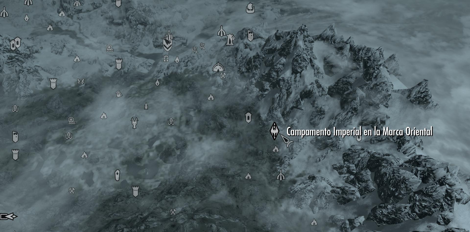 Campamento Imperial en la Marca Oriental