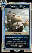 Corsair Ship DWD