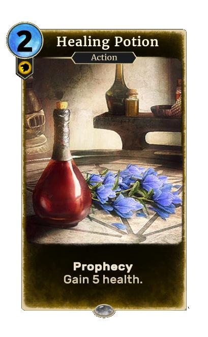 Healing Potion (Legends)
