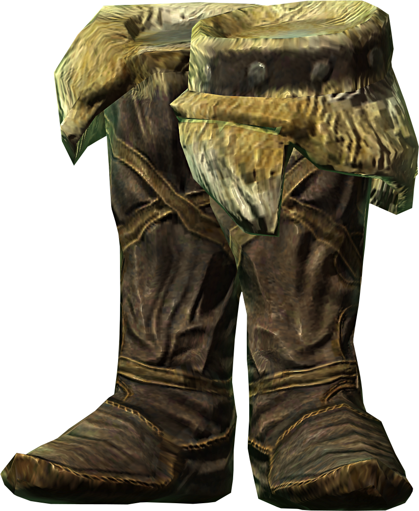 Movarth's Boots