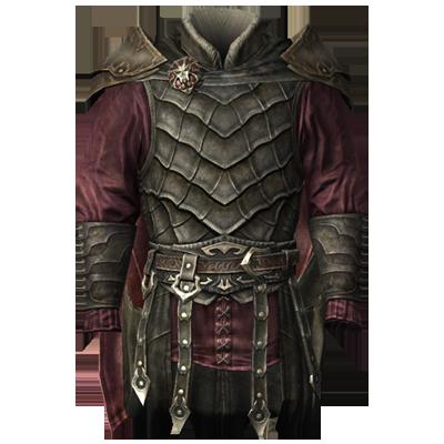 Вампирская королевская броня