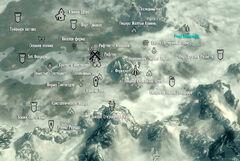 Роща Великанов Карта Giant's Grove Map 001.jpg