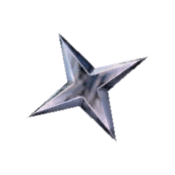 Серебряная метательная звезда (Morrowind)