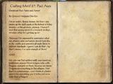 Crafting Motif 27: Ebonheart Pact Style