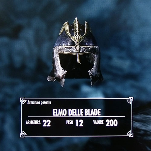 Elmo delle Blade
