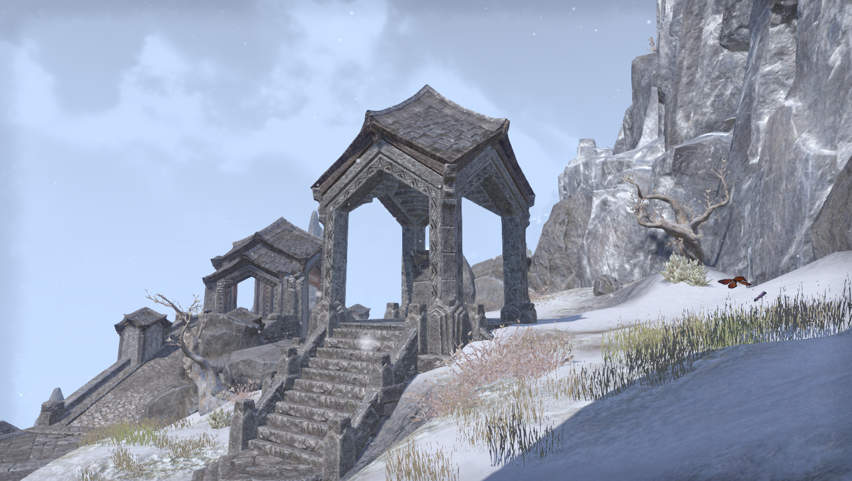 Дорожное святилище Врат торговцев
