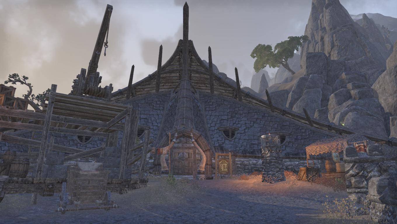 Длинный дом Тумнош