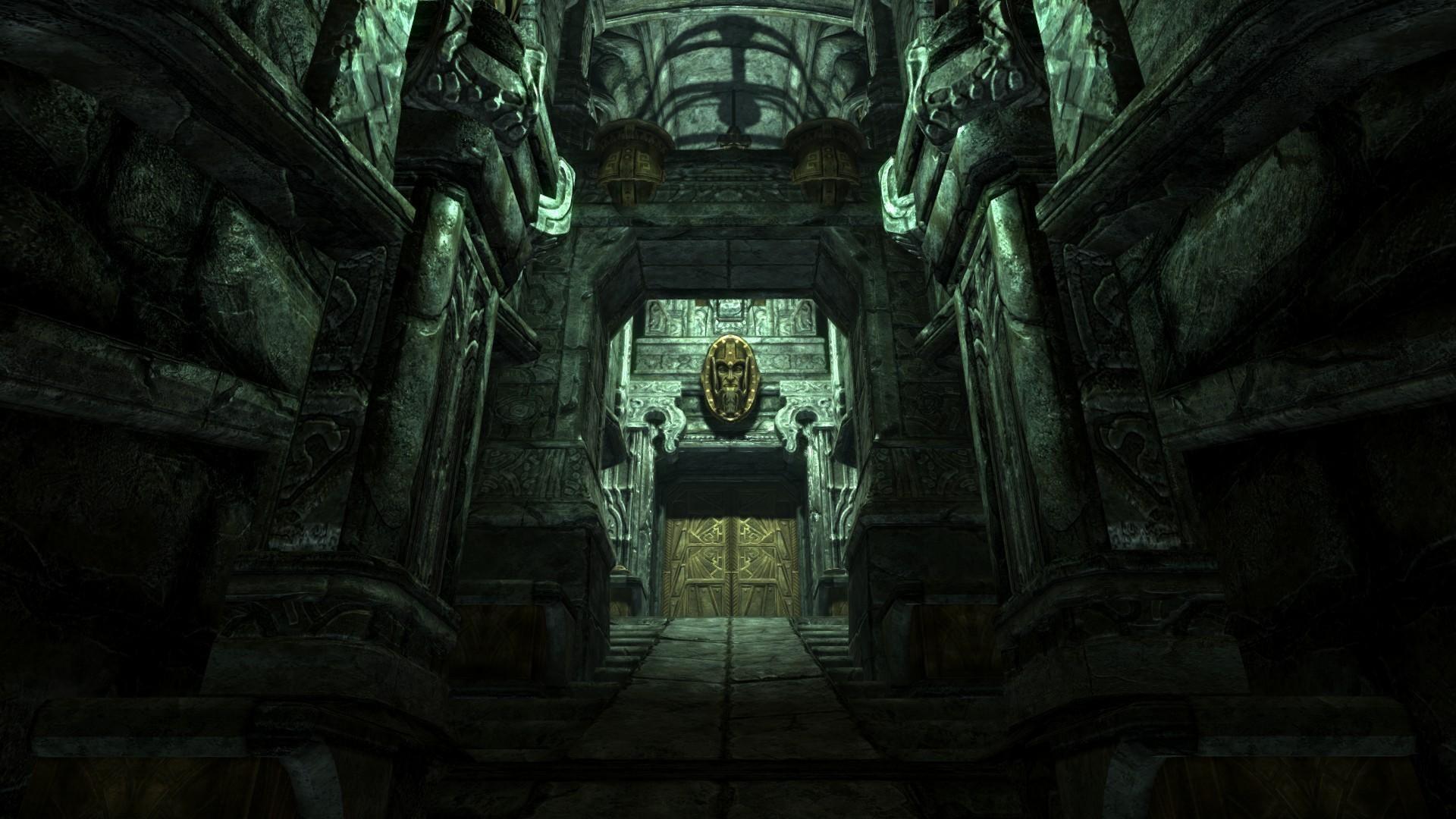 Двемерские руины (Skyrim)