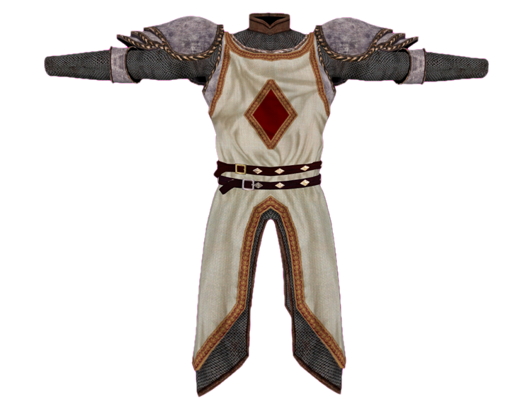 Cuirass of the Crusader