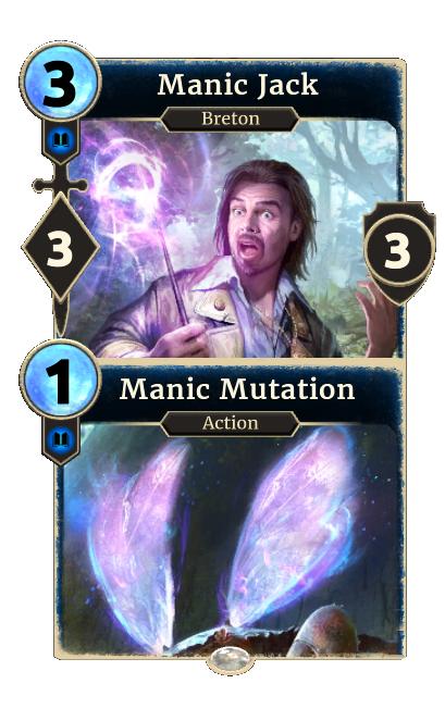 Manic Jack – Manic Mutation