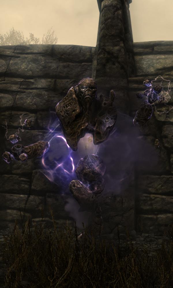 Pelagius's Storm Thrall