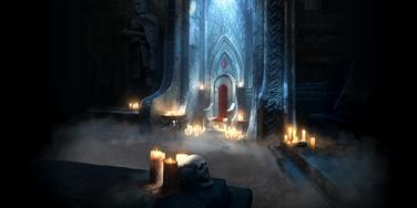 Ruby Throne Legends background