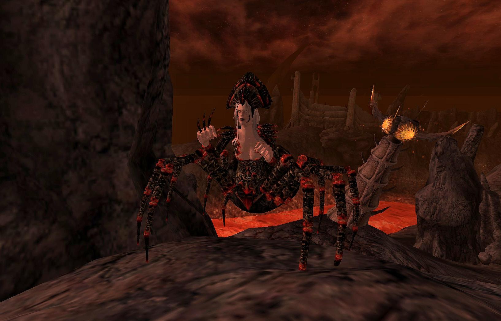 Spider Daedra (Oblivion)