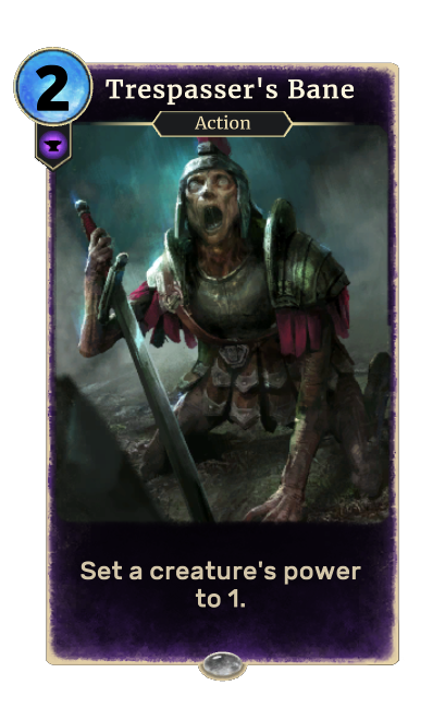Trespasser's Bane (Legends)