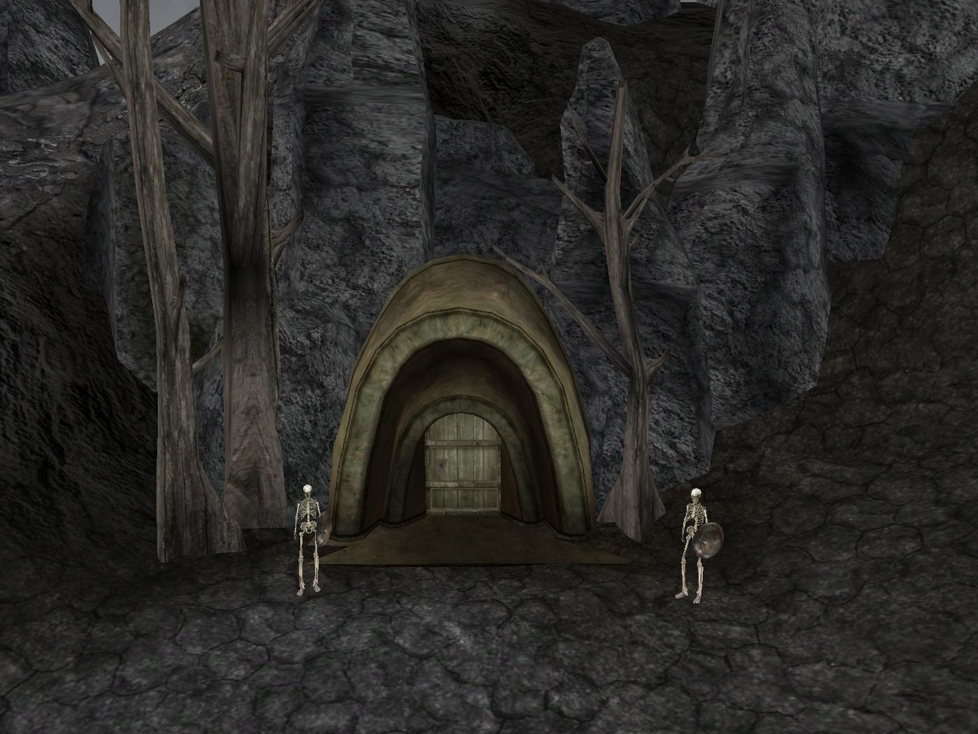 Velas Ancestral Tomb (Morrowind)
