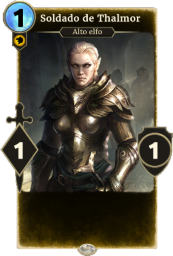 Soldado de Thalmor (Legends)