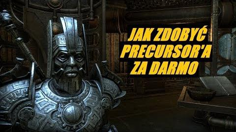 TESO - The Precursor - Jak Zdobyć Kukłę do Bicia za Darmo PORADNIK