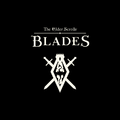 The Elder Scrolls Blades Logo Dark Background