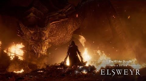 The Elder Scrolls Online Elsweyr - Official E3 Cinematic Trailer