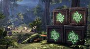 Wild Hunt Crown Crates x4